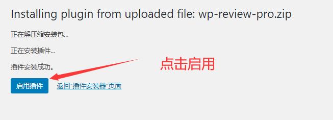 2021最新WP Review Pro插件中文教程 7