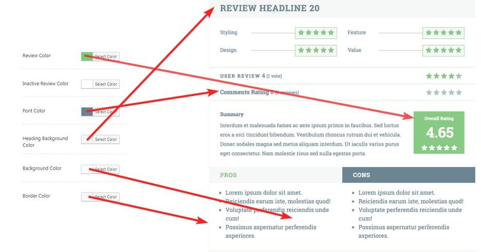 2020最新WP Review Pro插件全局设置中文简介 22
