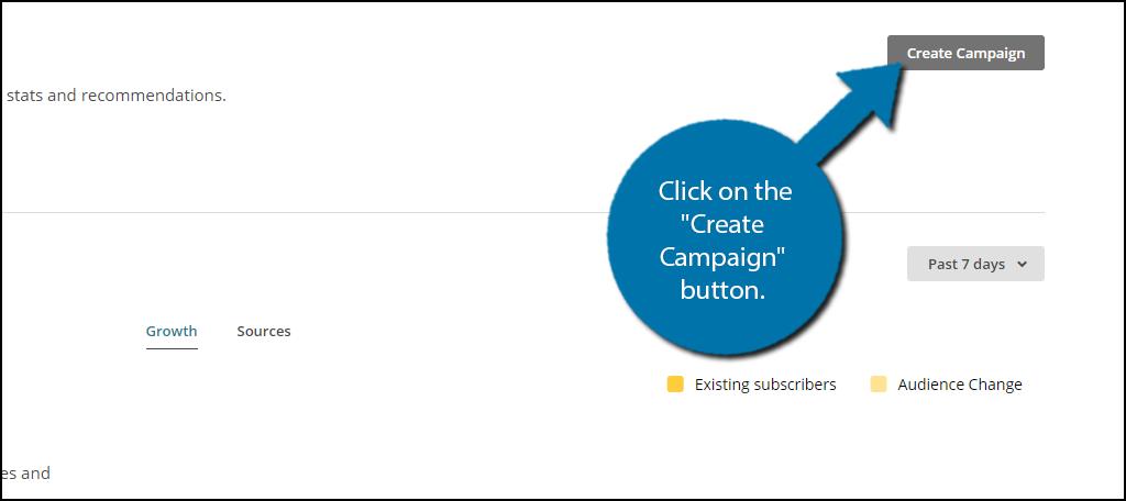 """点击""""创建广告系列""""按钮开始。"""