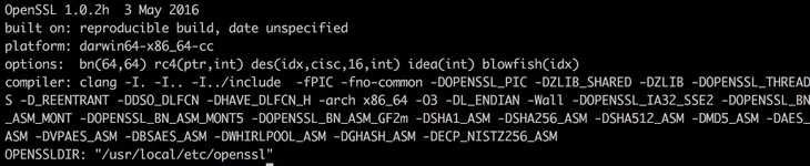 OpenSSL入门教程