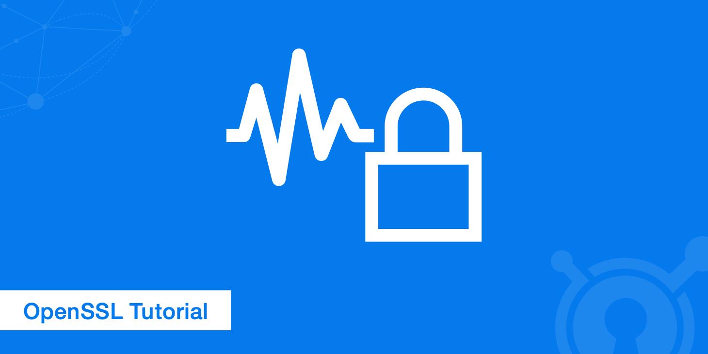 OpenSSL入门教程分为6步骤