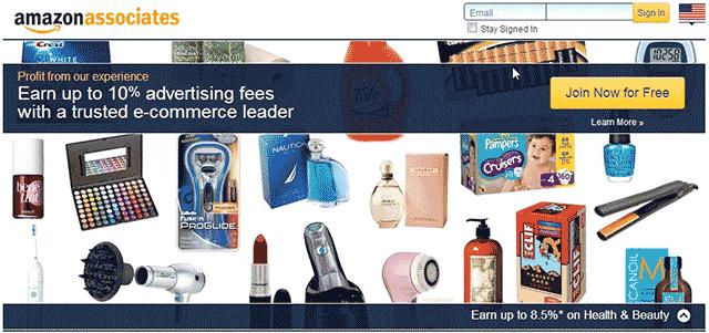 如何申请美国Amazon联盟注册教程