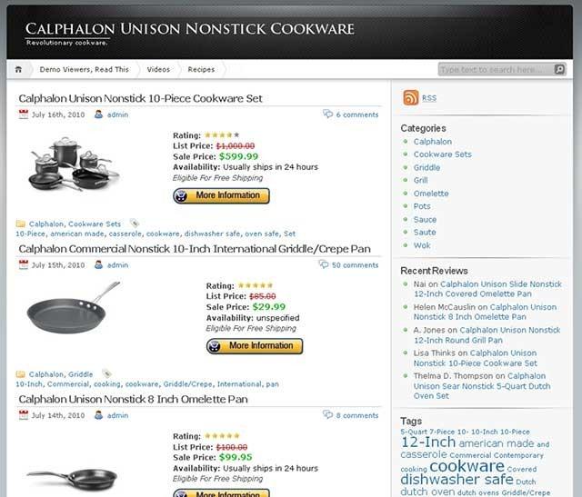 如何选择Amazon联盟网站WordPress主题 1