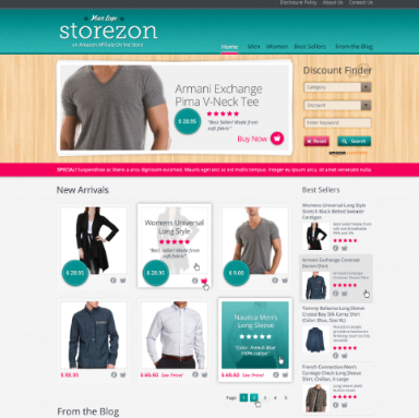WordPress创建Amazon联盟Affiliate网站