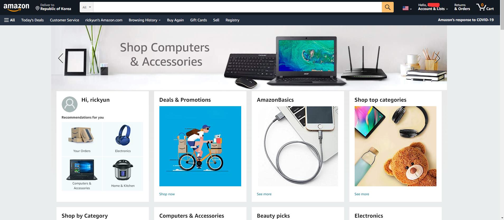 Amazon联盟网站WordPress主题