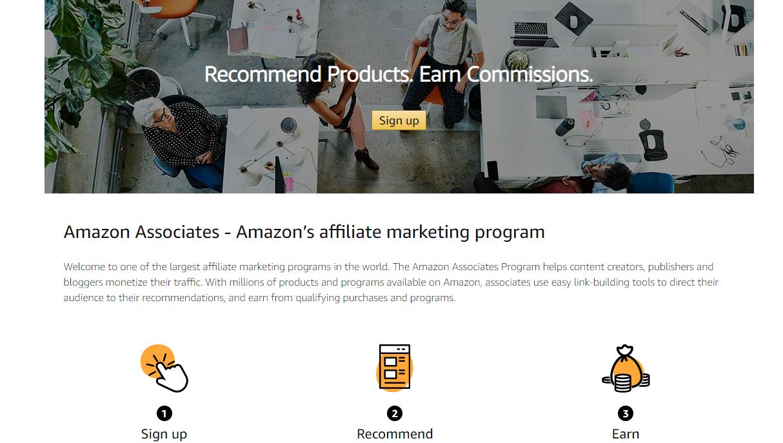 Amazon联盟推广技巧