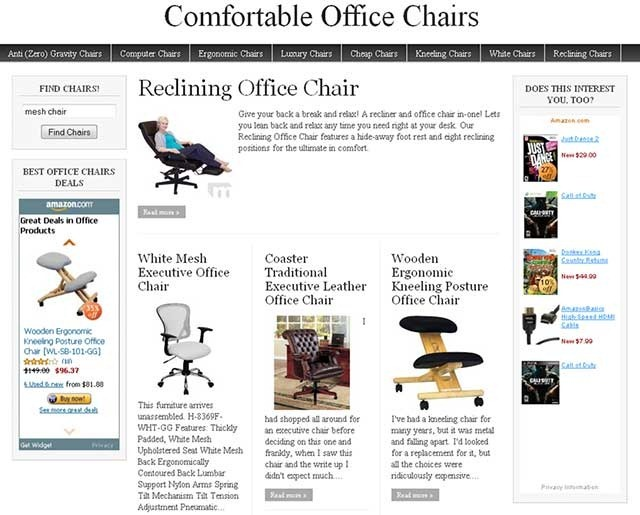 如何选择Amazon联盟网站WordPress主题 2