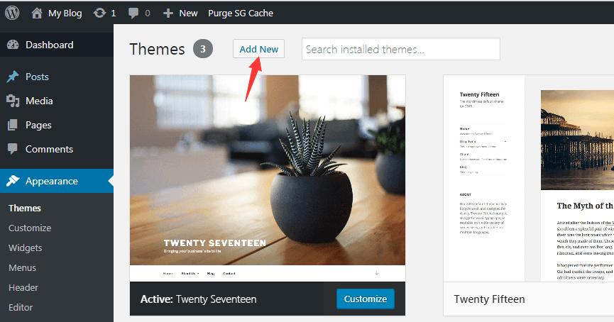 2021 WordPress外贸建站图文教程 11