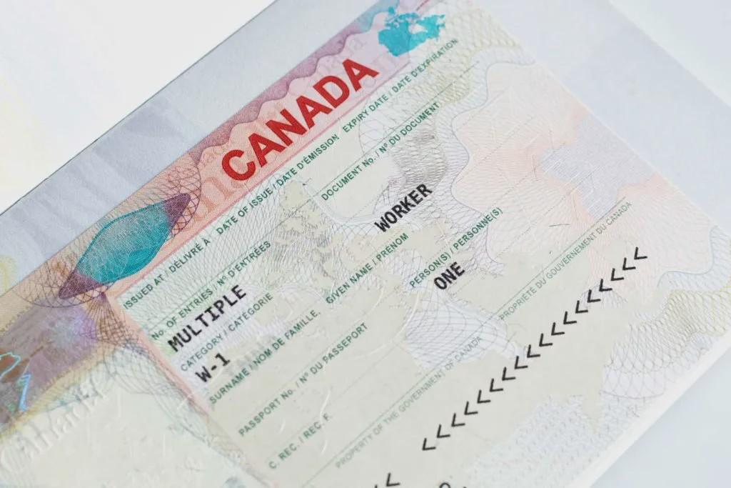 加拿大开放式工签详解