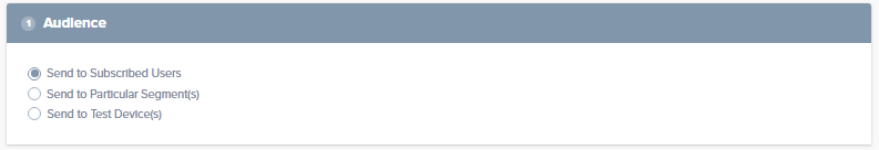 2021 WordPress推送插件OneSignal介绍 23