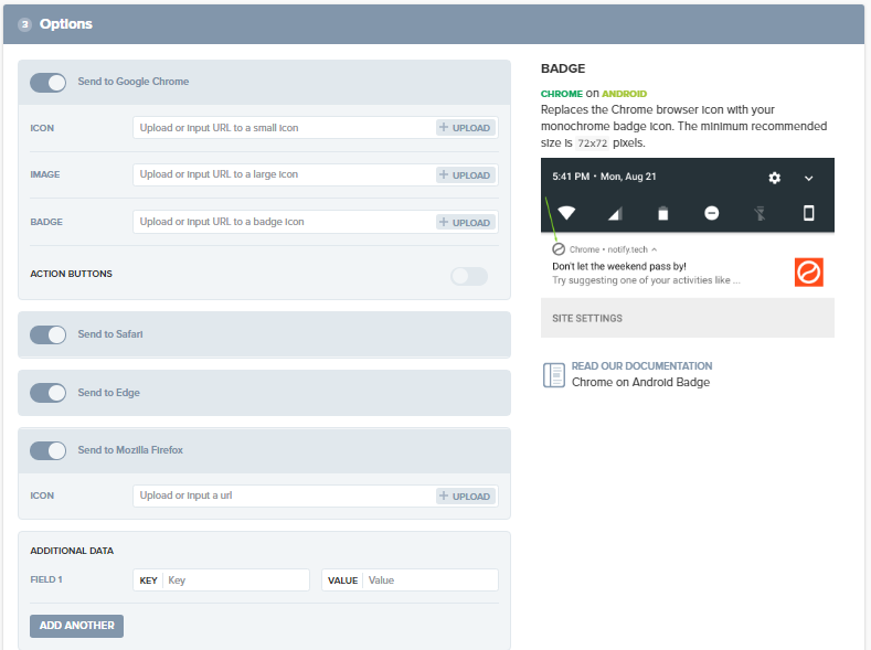 2021 WordPress推送插件OneSignal介绍 25