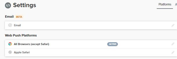 2021 WordPress推送插件OneSignal介绍 15