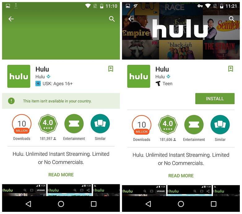 如何在Android上安装受地区限制应用 4