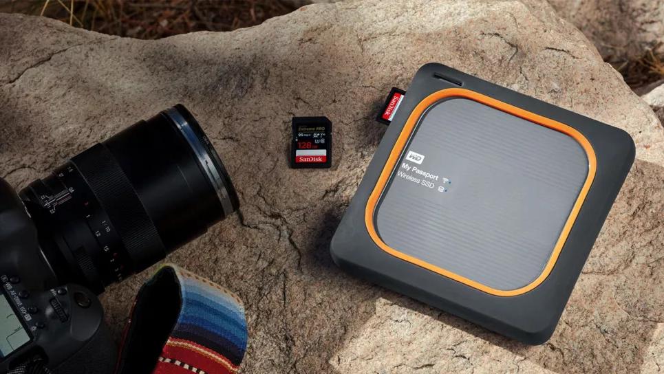 西部数据无线硬盘使用体验分享