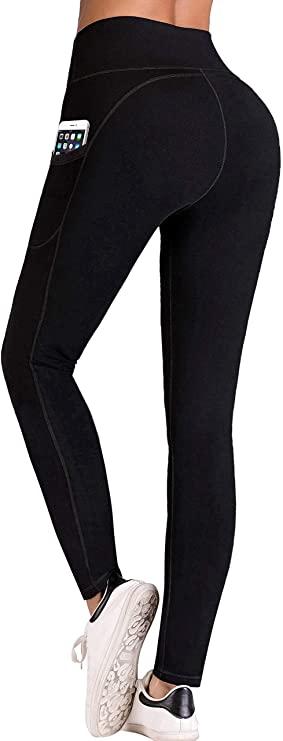 时尚美女穿紧身瑜伽裤翘臀又好看 2