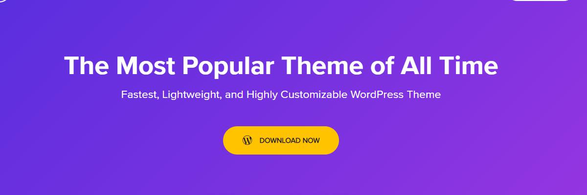 2021年WordPress英文主题推荐 1