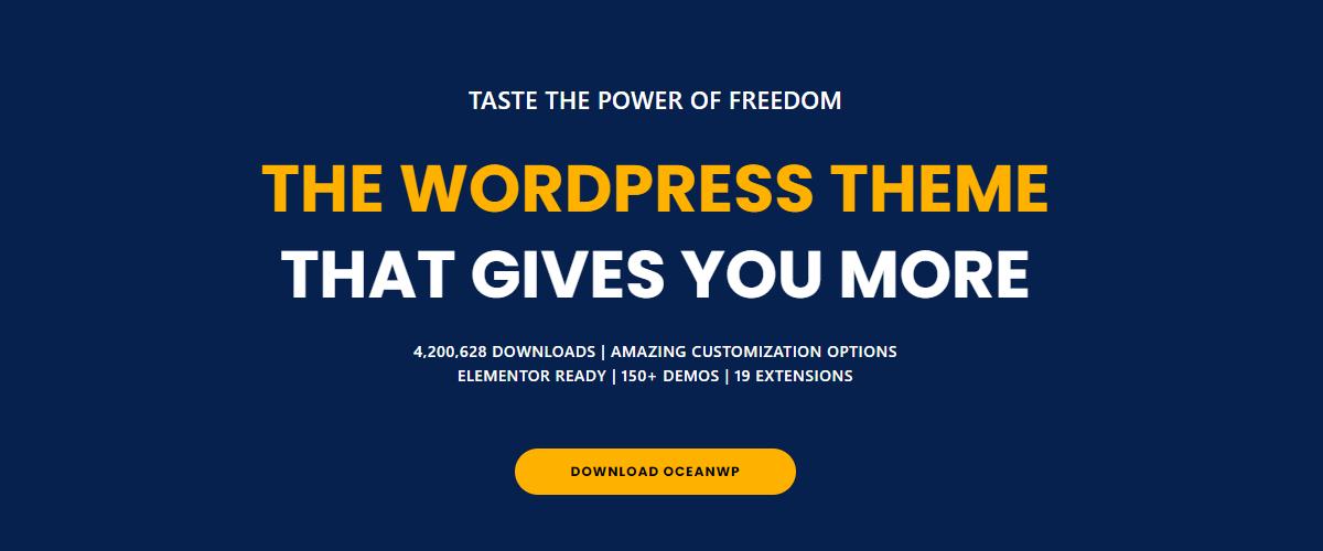 2021年WordPress英文主题推荐 4