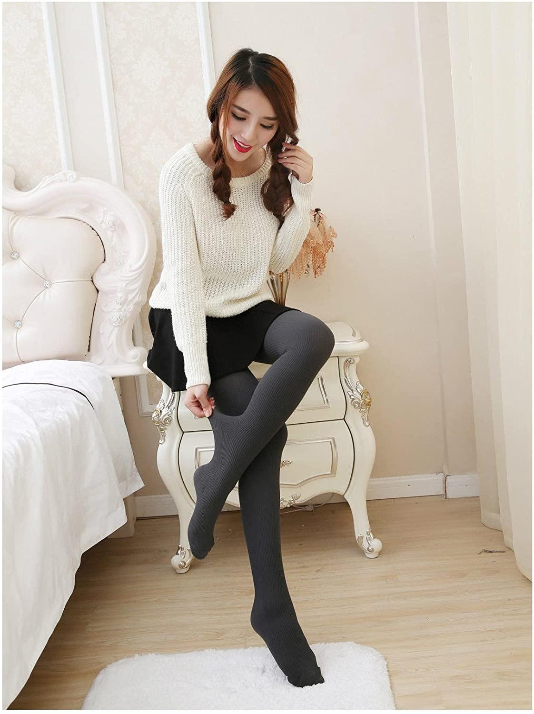 冬天穿丝袜的美女你喜欢吗? 1